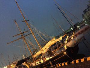 帆船Ami駿河湾三角形