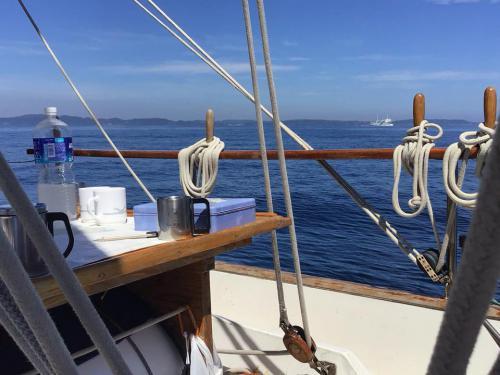8月21日 壱岐航海中