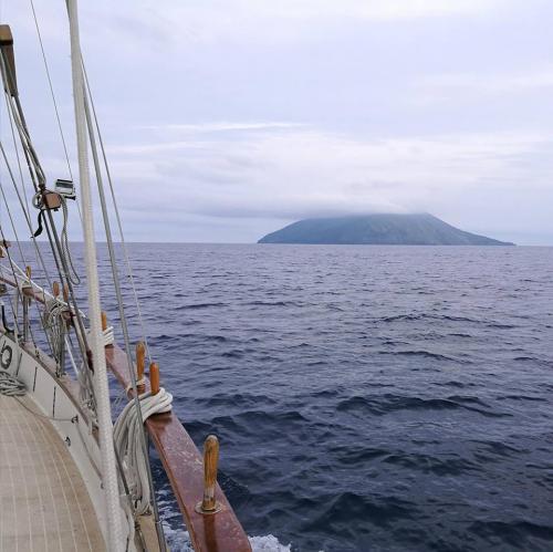 9月16日 函館航海中